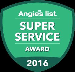 2016 Angieslist Award