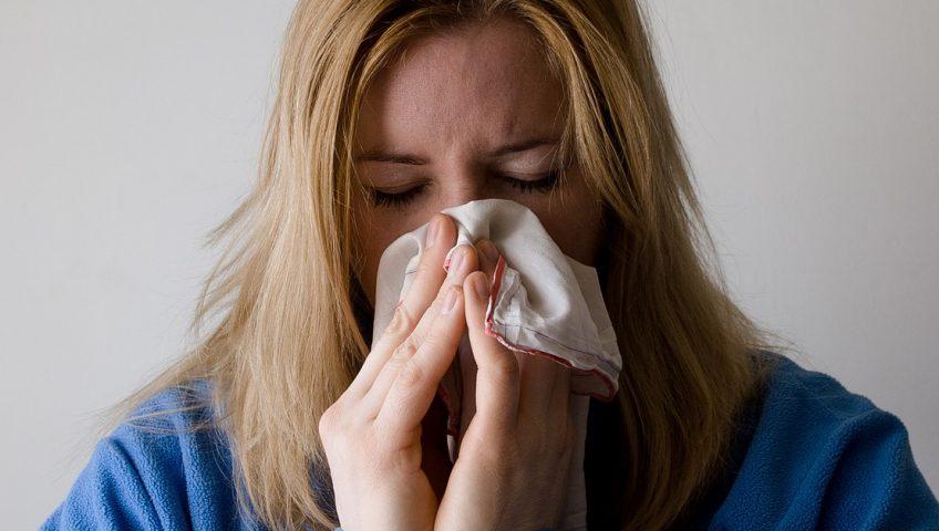 Winter Mold Allergies & Symptoms